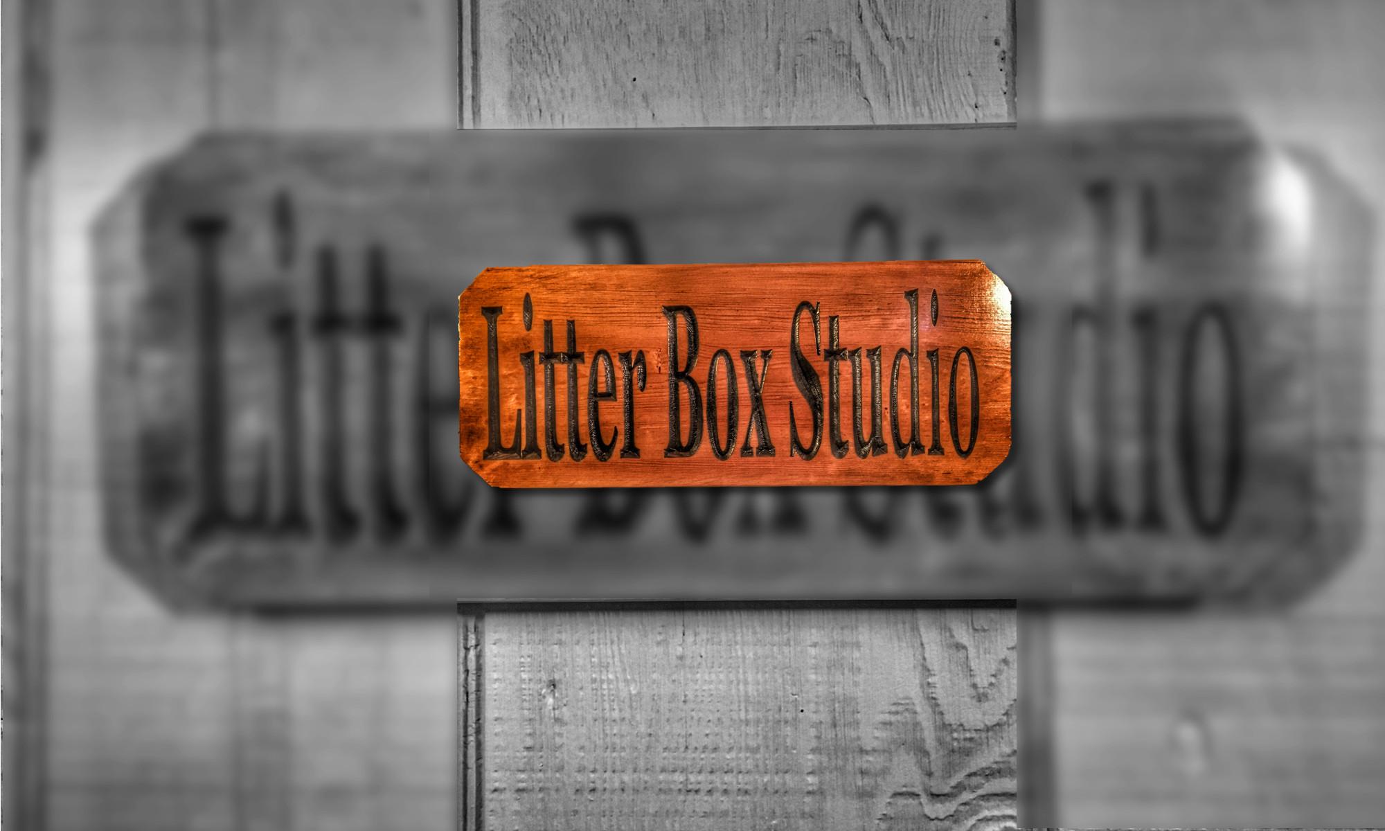 Litter Box Studio